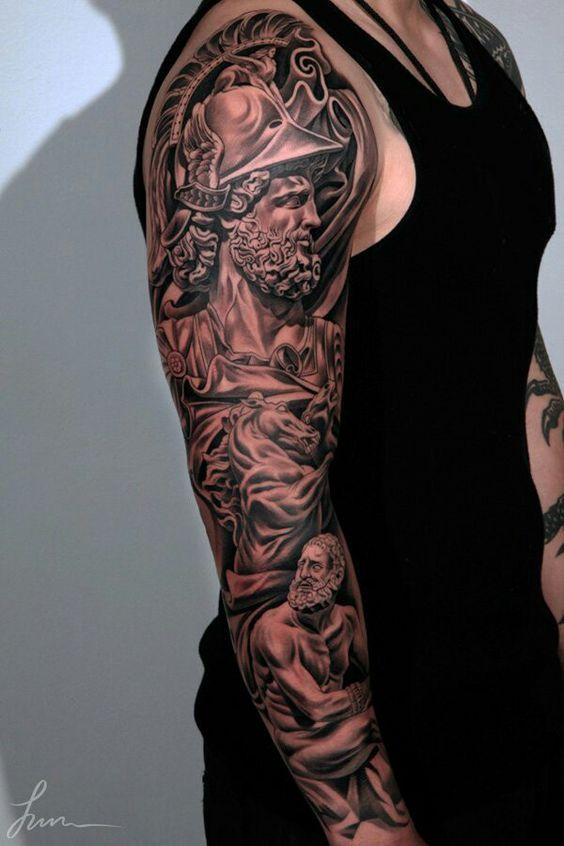 95 Awesome Examples Of Full Sleeve Tattoo Ideas Tatoo Sleeve