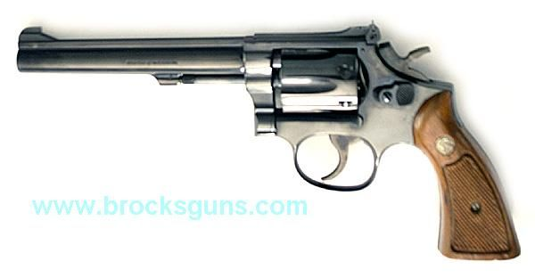 22 magnum revolvers | ... Sale - Smith & Wesson -- SMITH & WESSON MODEL 48 .22 MAGNUM REVOLVER