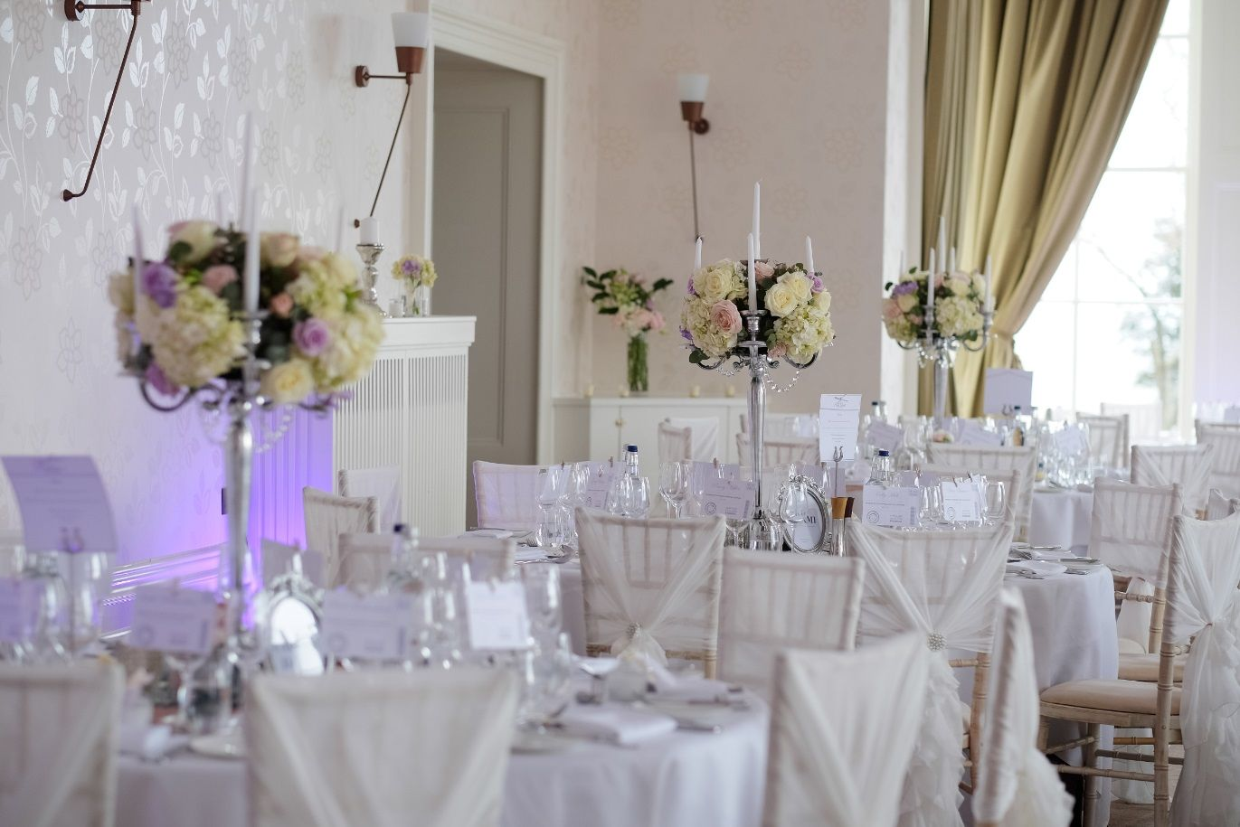 Seaham Hall Weddings | Credit - Nigel Playle Photography