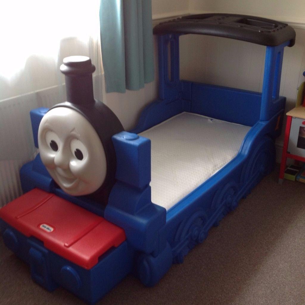 20 Little Tikes Thomas The Train Toddler Bed Wall Decor Ideas