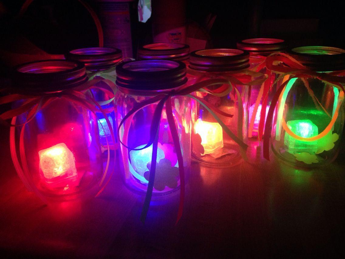 Light Up Led Ice Cubes Multi Color School Dance Decorations School Dance Themes Neon Party