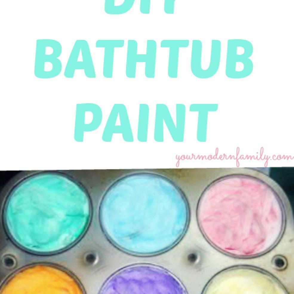 DIY Bath Tub Paint | Tub paint, Bath tubs and Diy baths