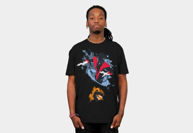Bamfperture T-Shirt - Design By Humans