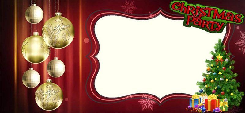Free Christmas Invitation Template - 11 Free Christmas Invitation