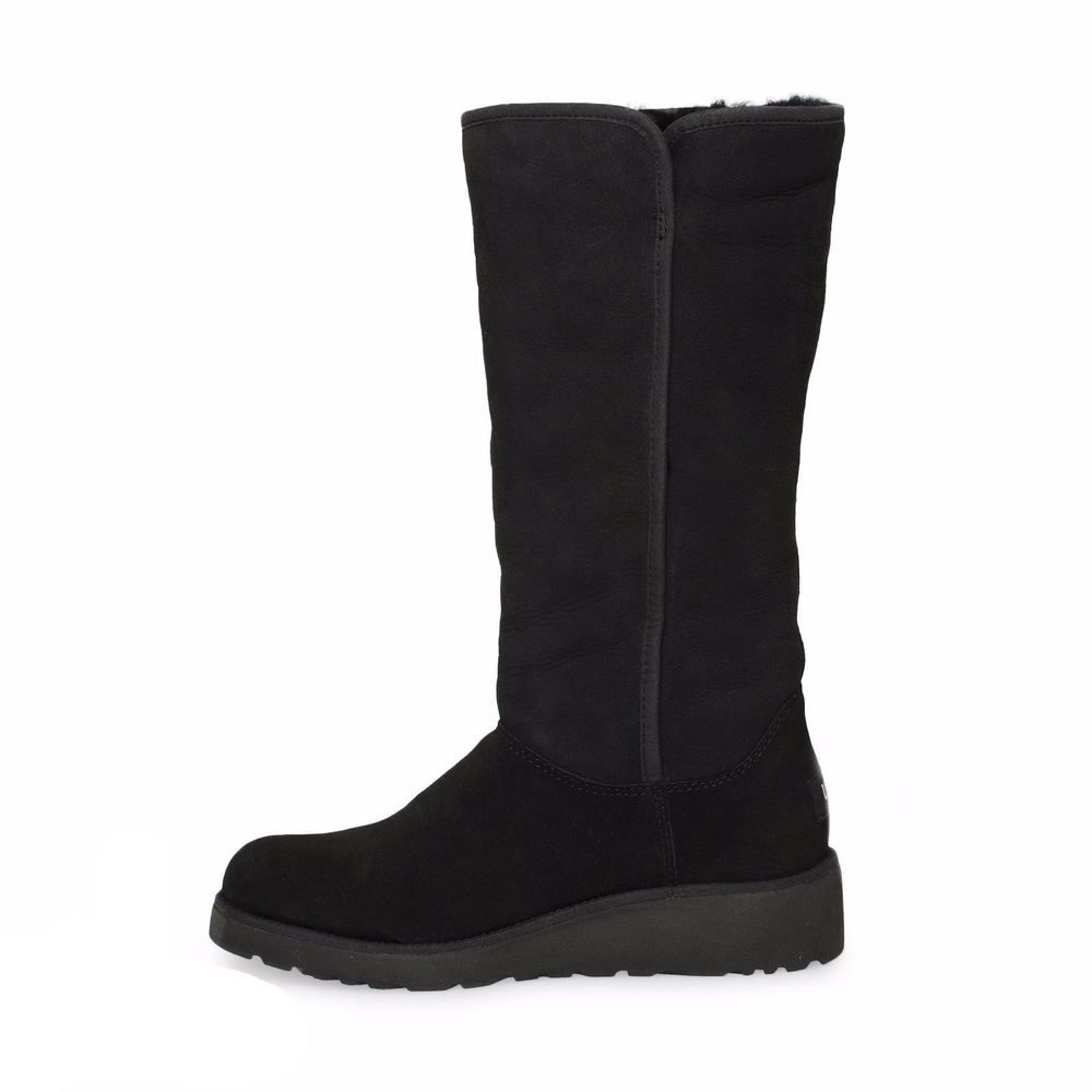 0dd529f7411 NIB UGG Australia Kara Black Boots 1013429 Size 9 | Shoes | Uggs ...