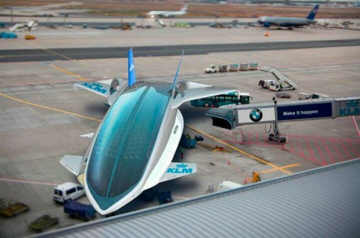 Future Commercial Aircraft by Shabtai Hirshberg