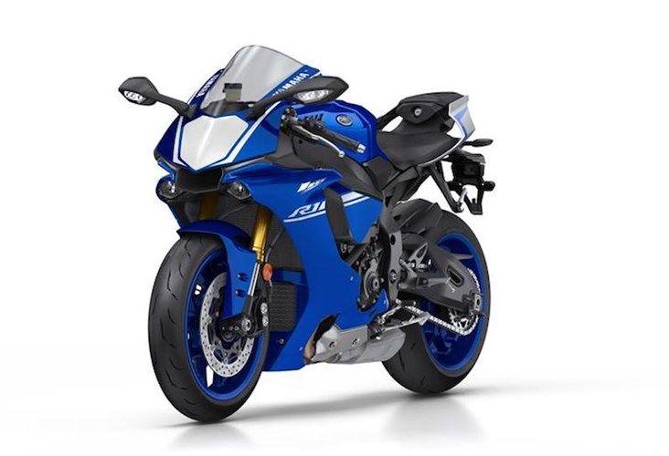 """Siêu môtô Yamaha R1 phiên bản 2017 """"chốt giá"""" 616 triệu"""