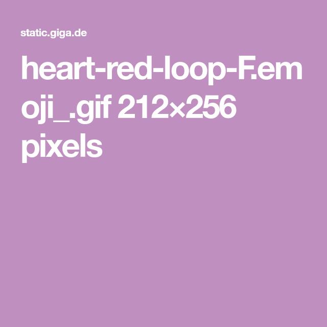 Heart Red Loop F Emoji Gif 212 256 Pixels Pixel Loop Gif