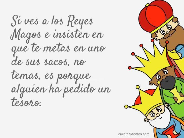 Frases Para La Noche De Reyes Frases De Reyes Magos