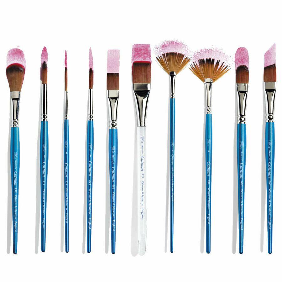 Winsor Newton Series 7 Kolinsky Sable Brushes And Set Winsor