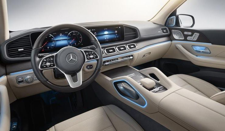 Mercedes Gls 2020 Release Date Design And Technical Specs