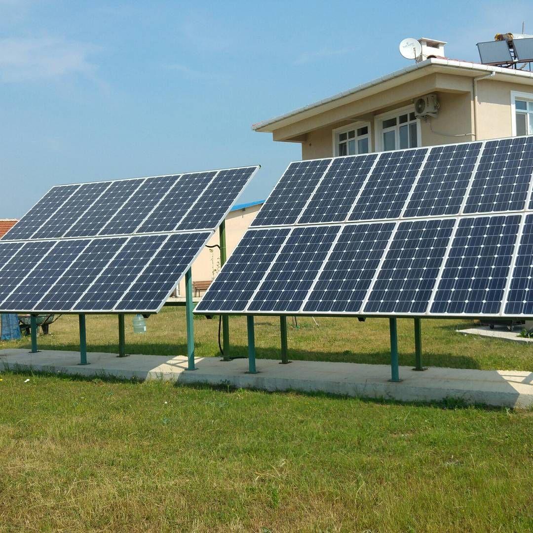 Kuzey Enerji Yillarin Birikimiyle Yenilenebilir Enerji Gunes Enerjisi Sektorde Hizmet Vermeye Baslamistir Roof Solar Panel Solar Panels Solar