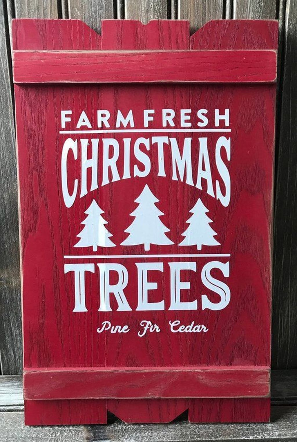 44 Perfect Farmhouse Christmas Tree Decorating Ideas (With ...