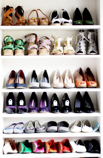 Ankleidezimmer Billy Schuhregal Walk In Closet Home Shoe Rack