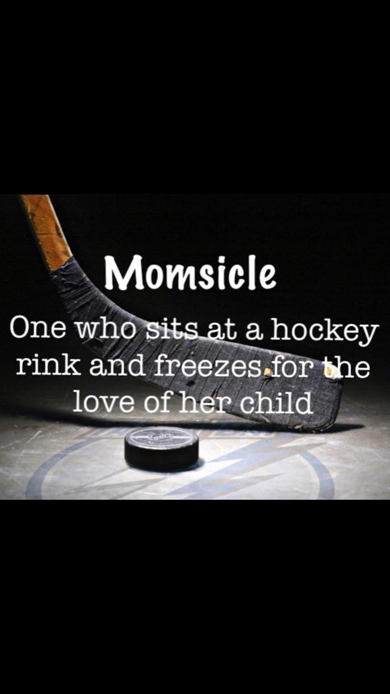 Pin By Wilma Lopez On Hockey Moms Hockey Mom Quote Hockey Quotes Hockey Mom