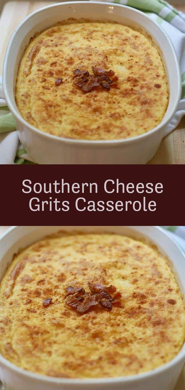 Photo of Southern Cheese Grits Casserole