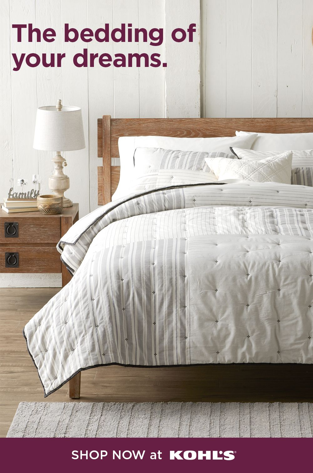 Find New Bedding At Kohl S The Secret To Getting A Great Night S