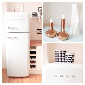 smeg k chenger te im retro design k hlschr nke und co. Black Bedroom Furniture Sets. Home Design Ideas