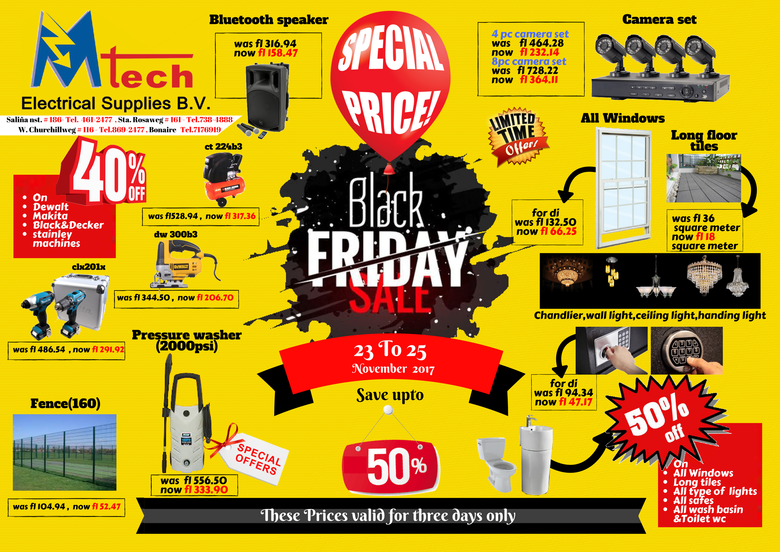 Newspaper Advertisement Which I Designed On Occasion Of Black Friday Sale For Mtech B V Netherlands Design My Design Newspaper Advertisement