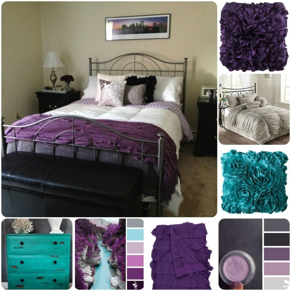 Redecorating Our Bedroom In These Colors
