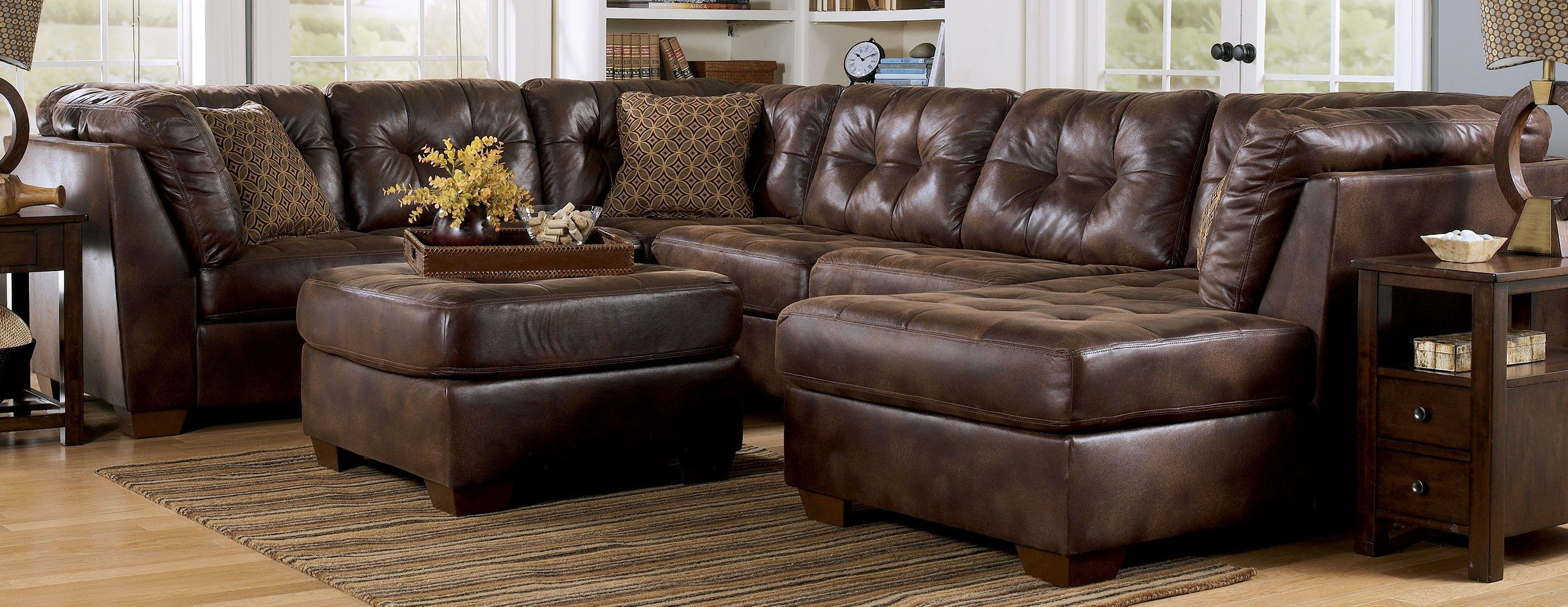Sectional Sofa, Frontier Canyon, Signature Design by