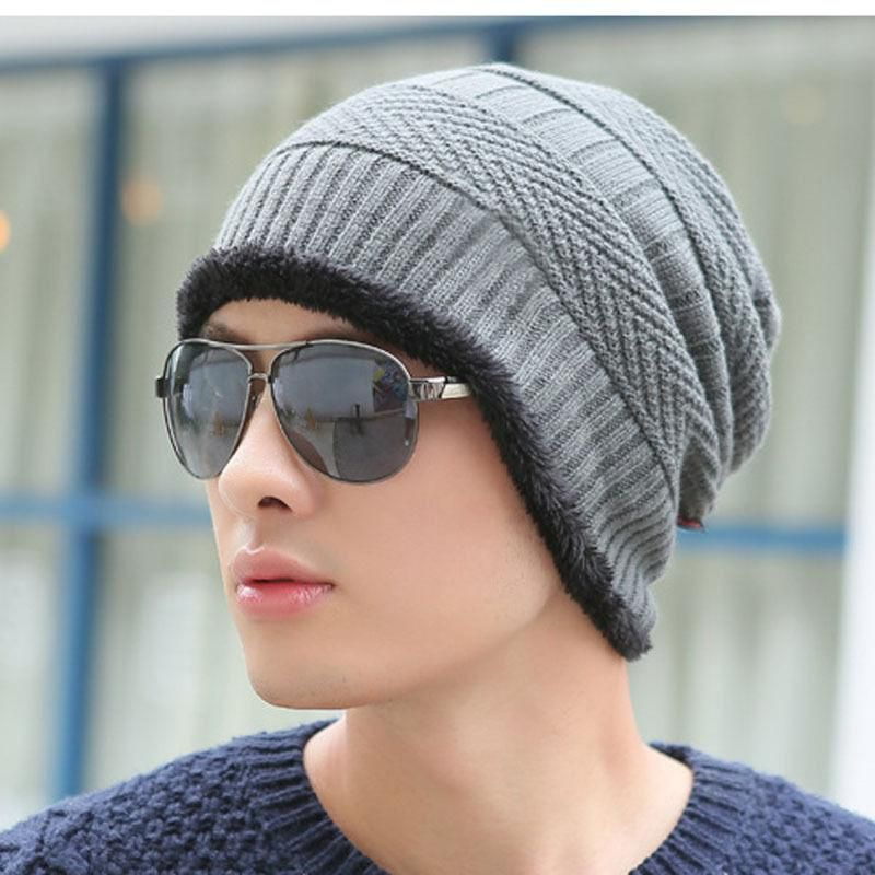 0ce719e0bc2 Stay stylish in the cold weather with this Super Warm Fleece-Lined Winter  Beanie + Neck Warmer Set! - Elastic Width  50cm-70cm - Beanie Depth   25cm-27cm ...