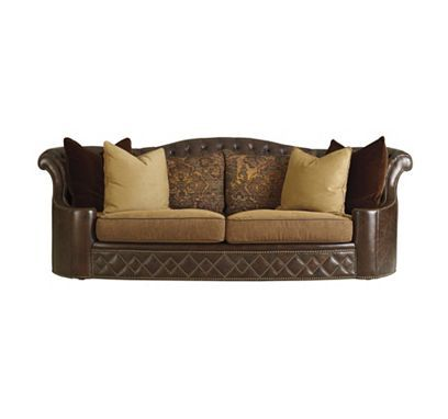 Sofa Package From The Henredon Leather Company Collection By