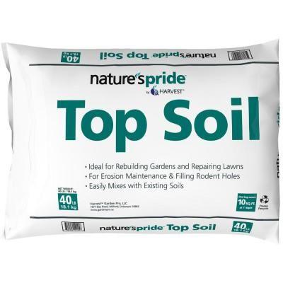 40 lb. Top Soil-TOP40N at The Home Depot