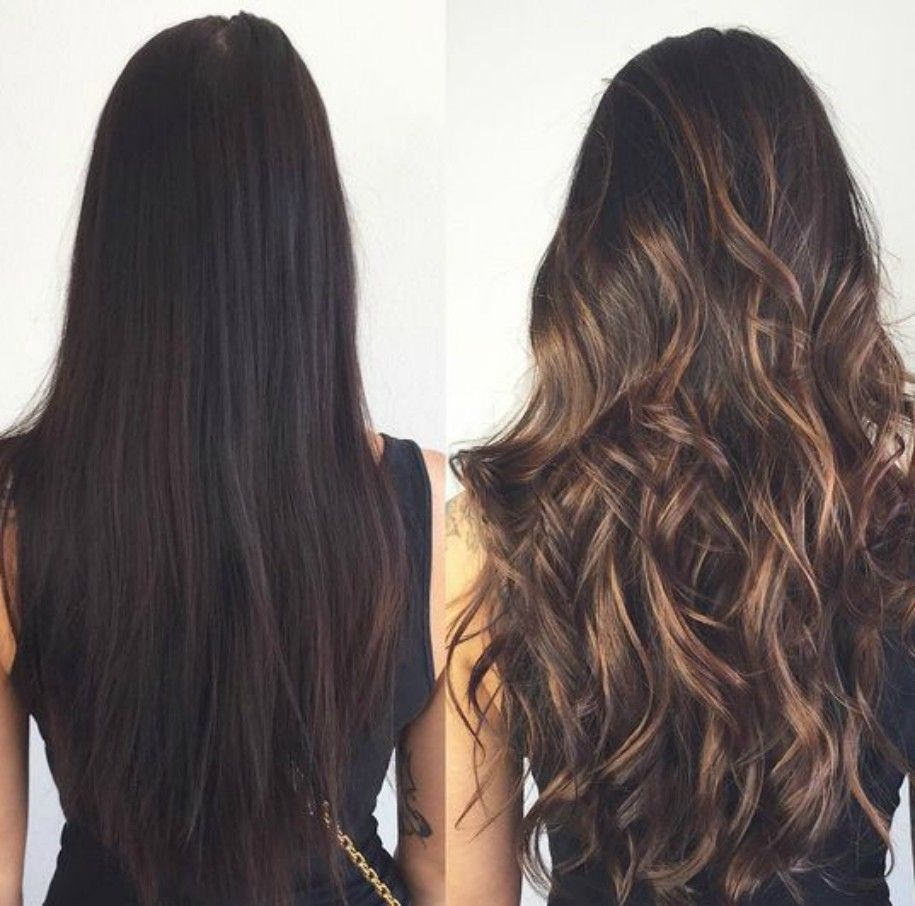 Hair Hair Trends Balayage Highlights Ombre Sombre Gorgeous