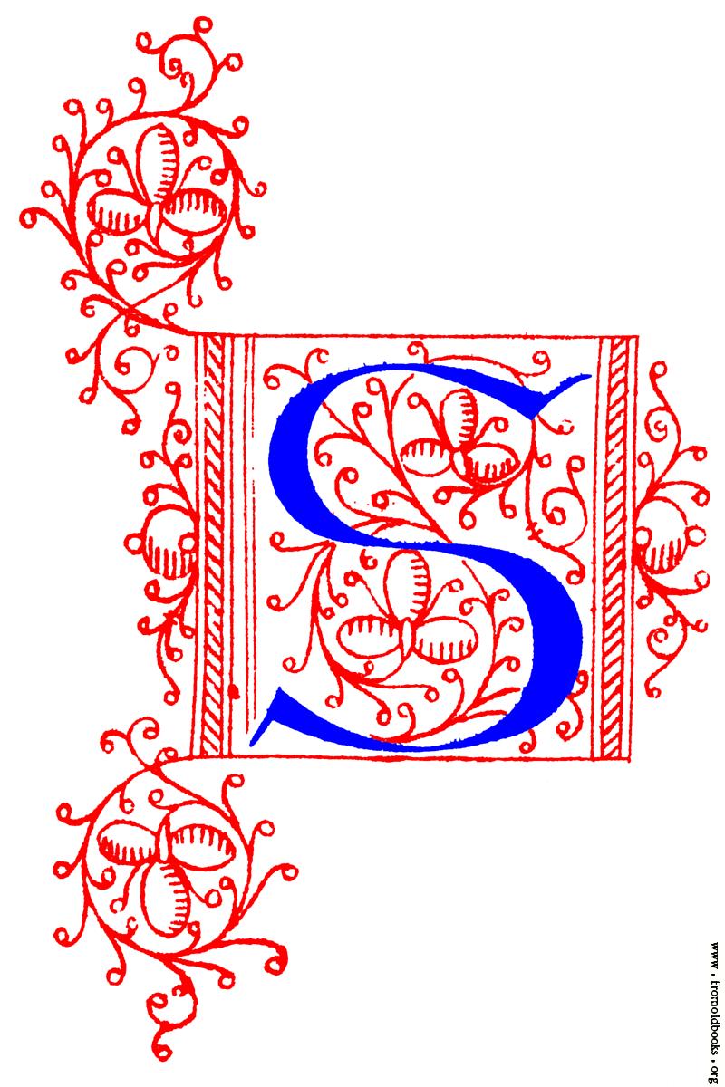 Medieval Illuminated Letters M | Photos HD Collection | illuminating ...