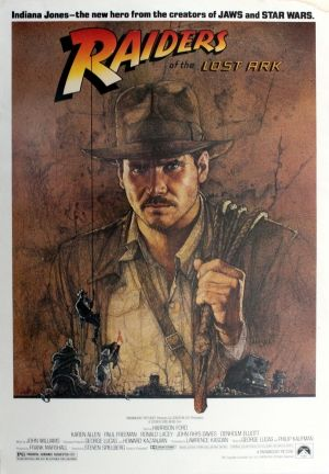 Lost Person Poster Endearing Indiana Jones Raiders Of The Lost Ark 1981  Original Vintage .