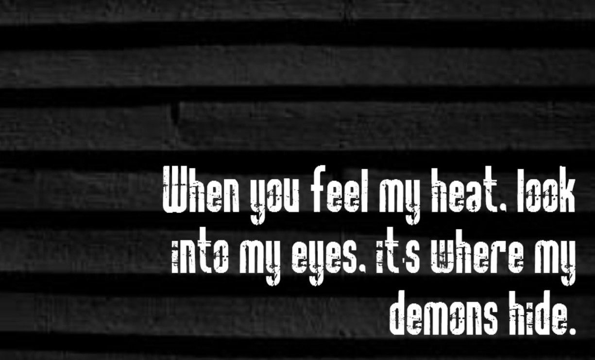 imagine dragons demons lyrics song - photo #20