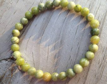Faceted CHRYSOPRASE for JOY & HAPPINESS 6mm Round by JustoLane