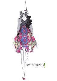 Bocetos De Moda Chanel Buscar Con Google Moda Para Mujeres