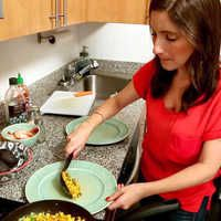 A Mexican Fiesta Gets a Healthy Makeover | TV Dinner with Friends | ulive