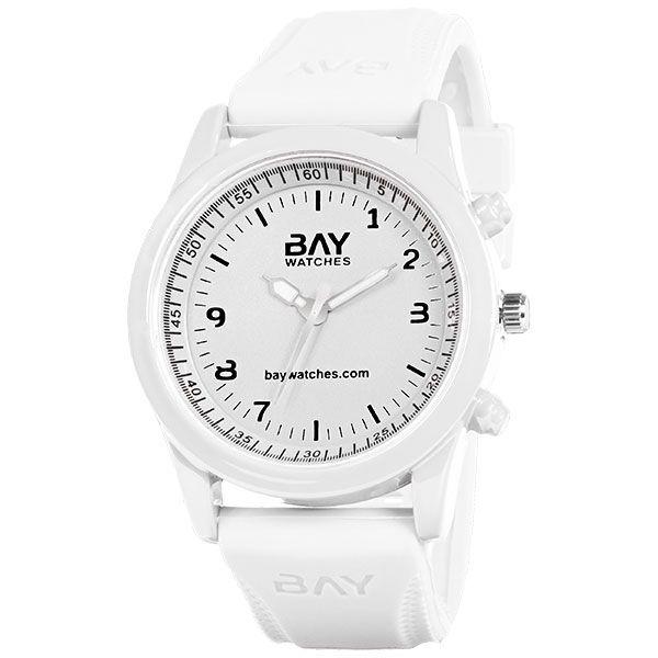8e65a2f5167a Reloj Moda Hombre y Mujer Blanco de Pulsera Analógico FIJI