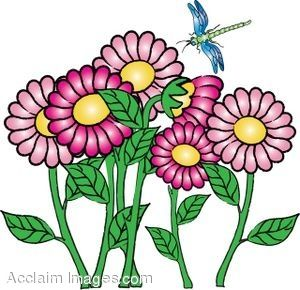 flowers cartoon videos