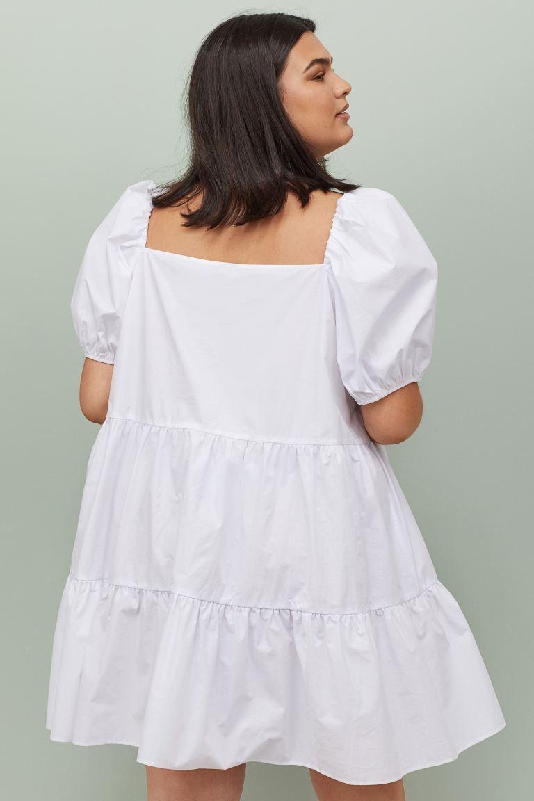 Cottagecore Dress Plus Size Cotton Dresses Short Dresses Linen Dress Women [ 1152 x 768 Pixel ]