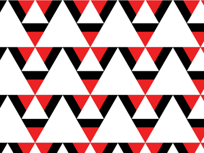 red and black graphic design