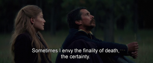 Movie Quotes Hostiles 2017 Ayeshas Movie Quotes Quotes