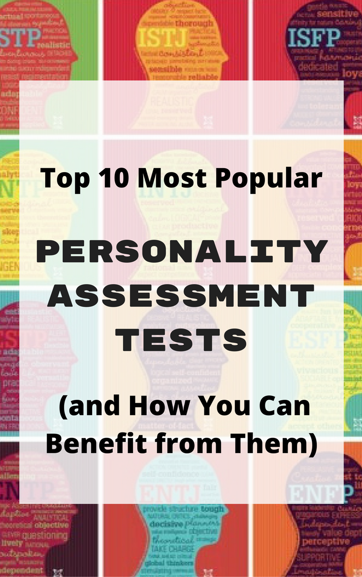 Top 10 Most Popular Personality Assessment Tests (and How You Can