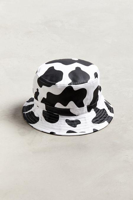 UO Patterned Bucket Hat
