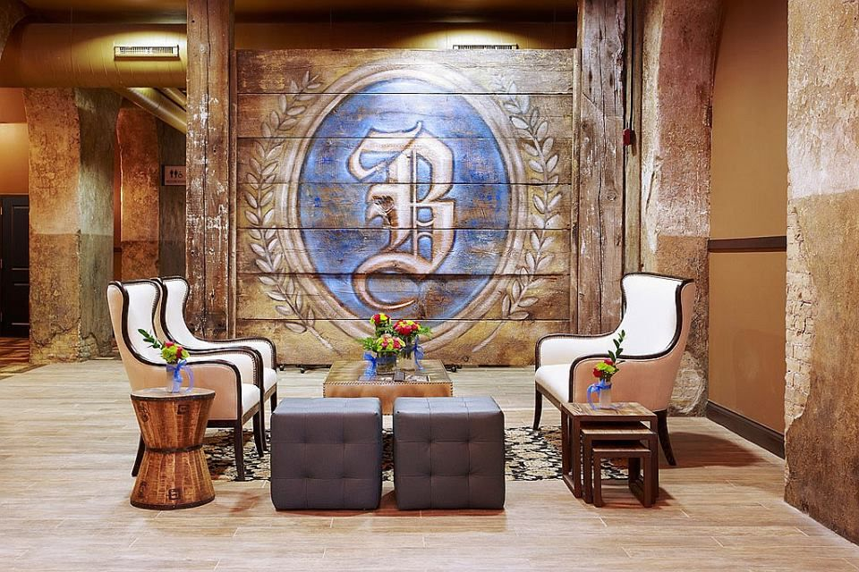 Historic preservation is evident at The Brewhouse Inn & Suites in Milwaukee,