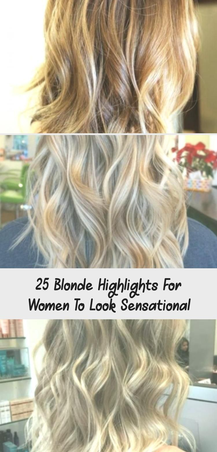 25 Blonde Highlights For Women To Look Sensational #platinumblondehighlights 25 blonde highlights for women to look sensational, #blonde #highlights #sensational #women #Redblondehair #blondehairColor #Brightblondehair #Rootyblondehair #blondehairBlackGirl #platinumblondehighlights
