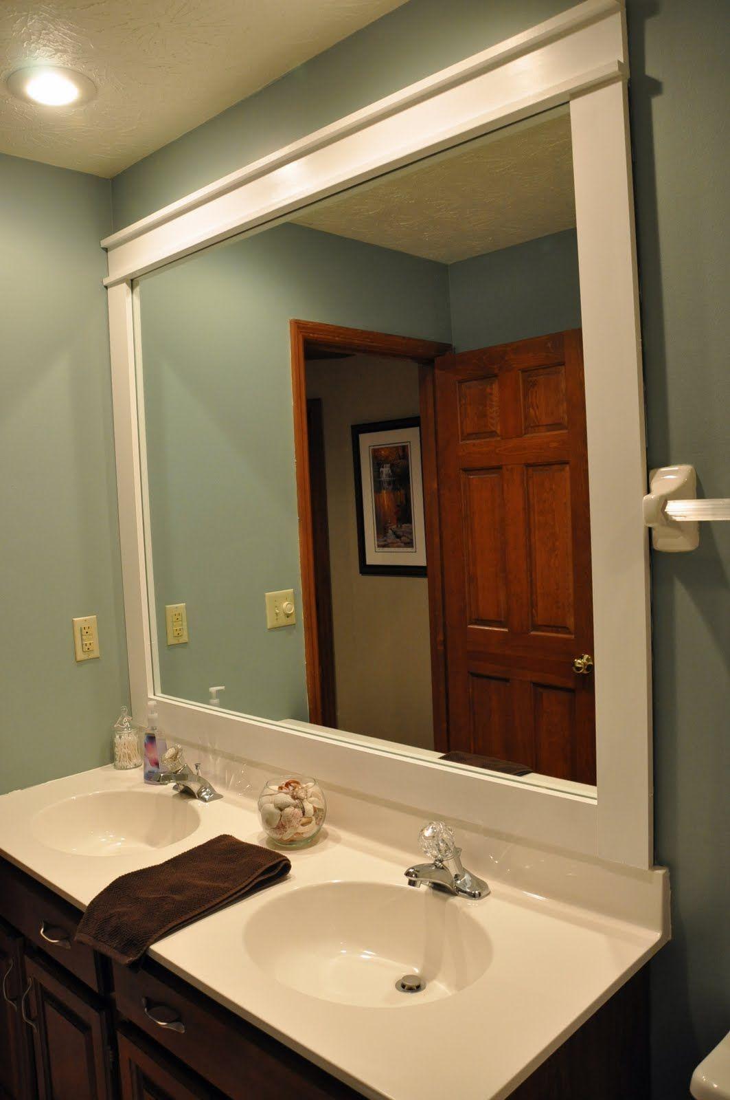 23 fancy framed bathroom mirrors large bathroom mirrors