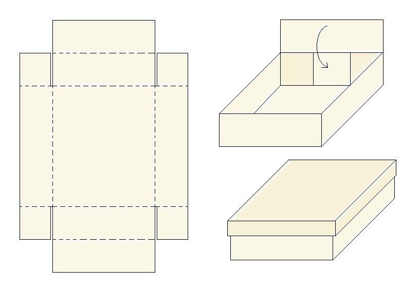 Schachteln Basteln Schachteln Basteln Schachtel Selber Basteln