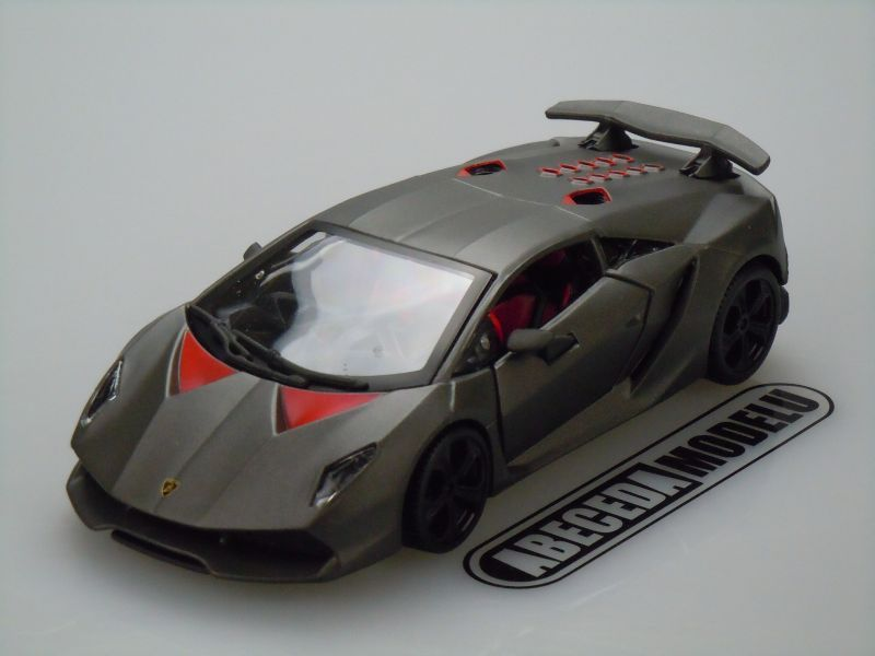 Lamborghini Sesto Elemento Bburago 1/24 #lamborghinisestoelemento