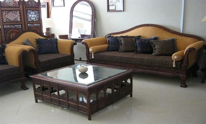 Fine Fully Carved 5 Seater Sofa Set Sofa Set Designs Sofa Set Ncnpc Chair Design For Home Ncnpcorg