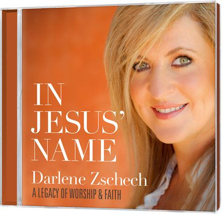 CD In Jesus' Name: A Legacy Of Worship & Faith