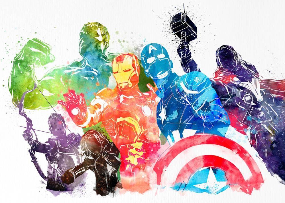 Avengers Pinterest: Avengers Poster